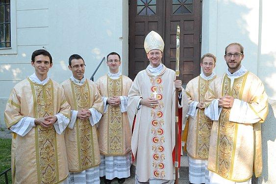 Newly Ordained Deacons