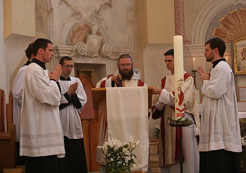 Gospel in Solemn High Mass